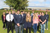 Twenty-one new apprentices join South West Water