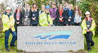 South West Water selected as a Top 100 Apprenticeship Employer