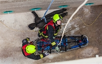 Dramatic rescues at Mayflower Water Treatment Works - South West Water