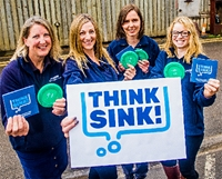 Think Sink! campaign aims to keep your pipes clear