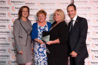 South West Water wins regional final of National Apprenticeship Awards 2015