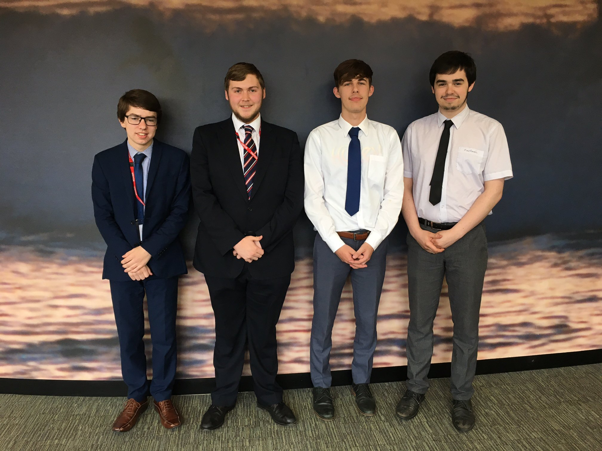 South Devon UTC students turn into engineers for the week