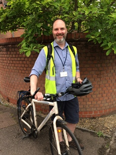 Jon Speechly - Why I cycle to work