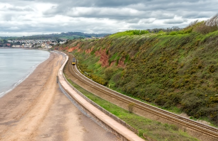 £2million Dawlish sewer upgrade continues