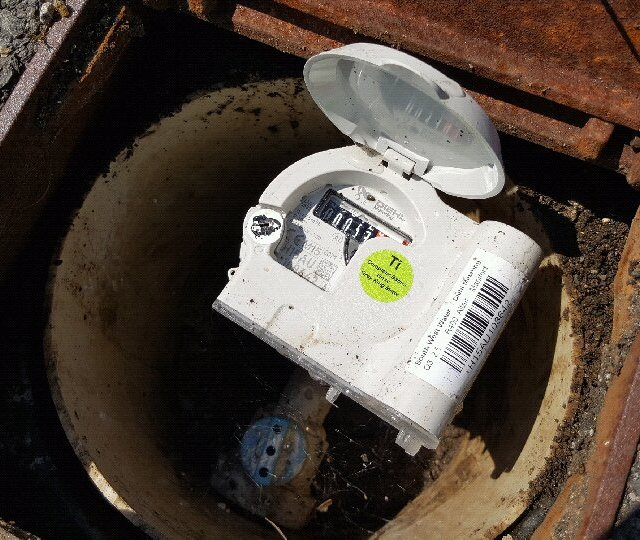 How do I read my meter?